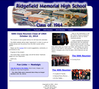 Ridgefield Memorial HS Class of 1964