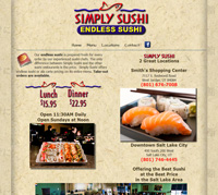 Simply Sushi Resturant